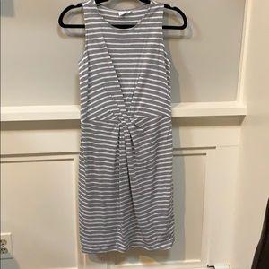 Tank T-shirt dress